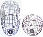 Metal Squirrel Proof Blocking Wire Cages for Wild Bird Feeders - Guard Cage