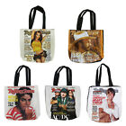 Rolling Stone Fashion Tote Bag Medium Capacity for Everyday Use - Multi Styles