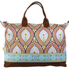 """Amy Butler for Kalencom Meris 27"""" Duffel Bag with Luggage Totes and Satchel NEW"""