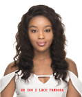 IT'S A WIG 100% HUMAN HAIR 360 ALL ROUND SWISS LACE WIG HAIR FOR UP- DO, PIN -UP