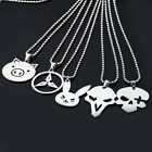 Game Overwatch Reaper/McCree/Genji Darts/DVA Rabbit Logo Necklace Pendant Gift