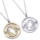 New Hot Game Overwatch Necklace Anti Silver Key Chain Coin Model Gift