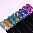 0.5g Holographics Nail Art Glitter Powder Sequins Iridescent Flakies BORN PRETTY