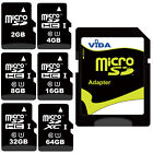 Micro SD SDHC SDXC Memory Card Speed Class 10 UHS-1 For Android LG Mobile Phone
