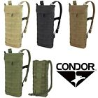 Condor HCB Tactical MOLLE PALS Hydration Carrier with 2.5 Liter H2O Bladder