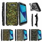 For Samsung Galaxy On7 | J7 Prime | J7 Halo (2017) Clip Case Abstract Camo