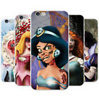 Zombie Princess Fairy Tale Hard Case Phone Cover for Apple Phones