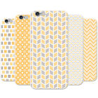 Modern Collection Geometric Designs Hard Case Phone Cover for Apple Phones
