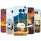 Planes Aeroplanes  Airplanes Snap-on Hard Case Phone Cover for Samsung Phones