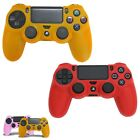 PS4 Controller Skin Silicone Rubber Protective Grip Wireless Dualshock