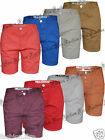Branded Mens Boys Designers Soul Star Fold Up Cotton Chino Summer Mens Shorts