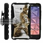 For Alcatel One Touch Fierce Xl 5054n Case Clip Holster Stand Dinosaur Theme