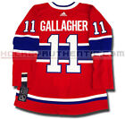 BRENDAN GALLAGHER MONTREAL CANADIENS ADIDAS ADIZERO HOME JERSEY AUTHENTIC PRO