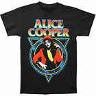 Authentic ALICE COOPER Snake Skin T-Shirt S M L XL 2XL NEW