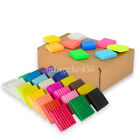 1/24/36Pc DIY Soft Polymer Plasticine Fimo Effect Clay Block Educational Toy Set image