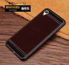 For Sony Xperia XA/ XA Ultra Full Cover Shockproof Leather Soft Rubber Skin Case