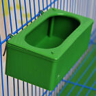 1PC Bird Parrot Food Water Bowl Pigeons Pet Cage Cup Feeder Feeding Supplies
