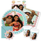 Disney MOANA Official Birthday PARTY RANGE Princess Tableware Gifts Decorations