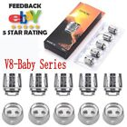 Original V8 BABY - T8 T6 X4 Q2 M2 V12 Smok TFV8 Big Cloud Beast Replacement Coil