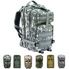 New Style Tactical Military Assault BackPack Combat Rucksack Outdoor Sports Bag