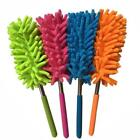 Telescopic Microfiber Duster Extendable Cleaning Home Office Cleaner Dust Handle