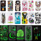 Fashion Luminous Soft Silicone TPU Skin Case Phone Back Cover For Samsung Galaxy
