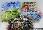 ICE YARNS LONG EYELASH COLOURFUL CHUNKY WOOL/YARN - 50g - HEDGEHOG/OWL/TEDDY-NEW