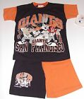 Vintage 1994 CHILDS San Francisco GIANTS Looney Tunes BUGS BUNNY Short Set YOUTH