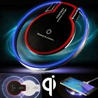 Qi Wireless Fast Charger Dock Charging Pad Mat for Apple iPhone X 10 8/8 Plus+