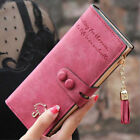 Fashion New Lady Women Leather Clutch Wallet Long Card Holder Case Purse Handbag