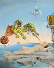 Salvador Dali - Dream Caused by the Flight of a Bee Print Poster Giclee
