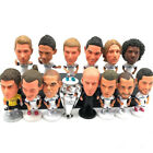 "Soccer Real Madrid Football Player 2.5"" Action Doll Toy Figure season Goal Field"