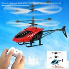 Tiny RC Helicopter Aircraft Radio Remote Control LED Kids Gift SS US