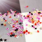 6mm Desktop Drilling Plastic Drill with Pointed Bottom Wedding Party Decor Pop