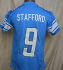 Nike NFL Youth Detroit Lions Matthew Stafford Jersey NWT $75 S, XL