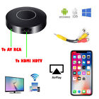 for Iphone Airplay HDMI AV TV Stick screen mirroring WiFi Dongle Receiver Switch