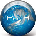 Pyramid Path Aqua/Silver Bowling Ball