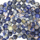"Matte Orange Sodalite Round Beads Gemstone 15.5"" Strand 4mm 6mm 8mm 10mm 12mm"