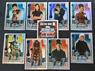 CHOOSE YOUR Topps Doctor Who ALIEN ATTAX 50th Anniversary TCG RAINBOW FOIL cards