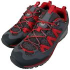 Merrell Avian Light Sport Gore-Tex Grey Red Vibram Mens Outdoors Shoes ML68298