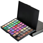 54 Colors Mixed Pearlescent Matte Eyeshadow Eye Shadow Make Up Textured Pallette