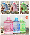 1L Professional Sport Training Camping Drink Water Bottle Cap Kettle W/ Handle