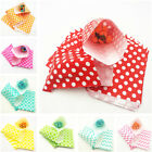 25PCS Kraft Paper Candy Bar Bags Party Birthday Gift Popcorn Favour 5X7 Inch H