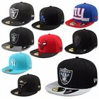 New Era Cap 59Fifty Fitted Yankees Chicago Bulls Superman Oakland Raiders UVM