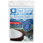 True Essence - 100% Pure Organic Epsom Salts, Luxury Spa Bathing + 25% Free