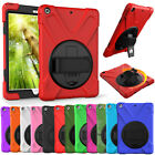 For Ipad 2 3 4 Mini Air/pro /new Ipad 2017 Heavy Duty Shockproof 360 Stand Case