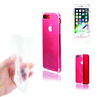 Transparent TPU Soft Ultra Thin Shockproof Back Clear Case For iPhone SE 5 6 7 +
