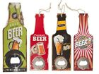 Beer Bottle Opener - Beverage Drink Mens Novelty Christmas Gift