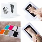 Внешний вид - Baby Safe Print Ink Pad Inkless Footprint Handprint Kit Keepsake Maker Memories