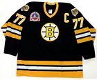 RAY BOURQUE BOSTON BRUINS 1990 STANLEY CUP ORIGINAL CCM MASKA JERSEY NEW